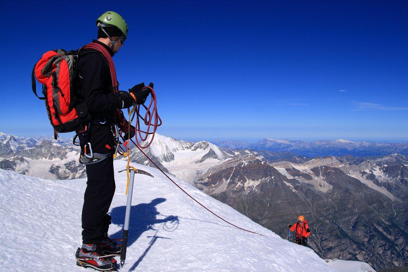 Partner w górach