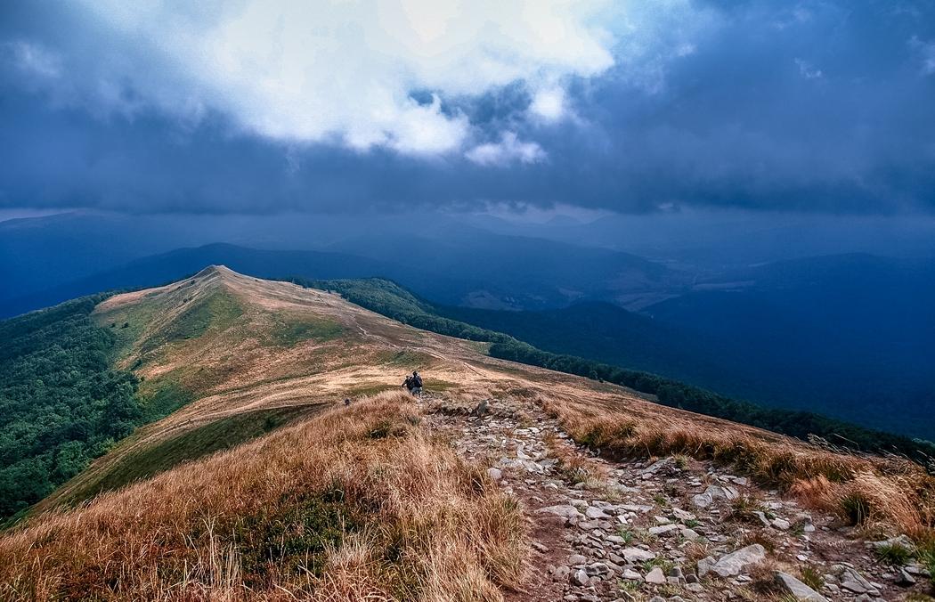 górami polski glowny szlak beskidzki sudecki