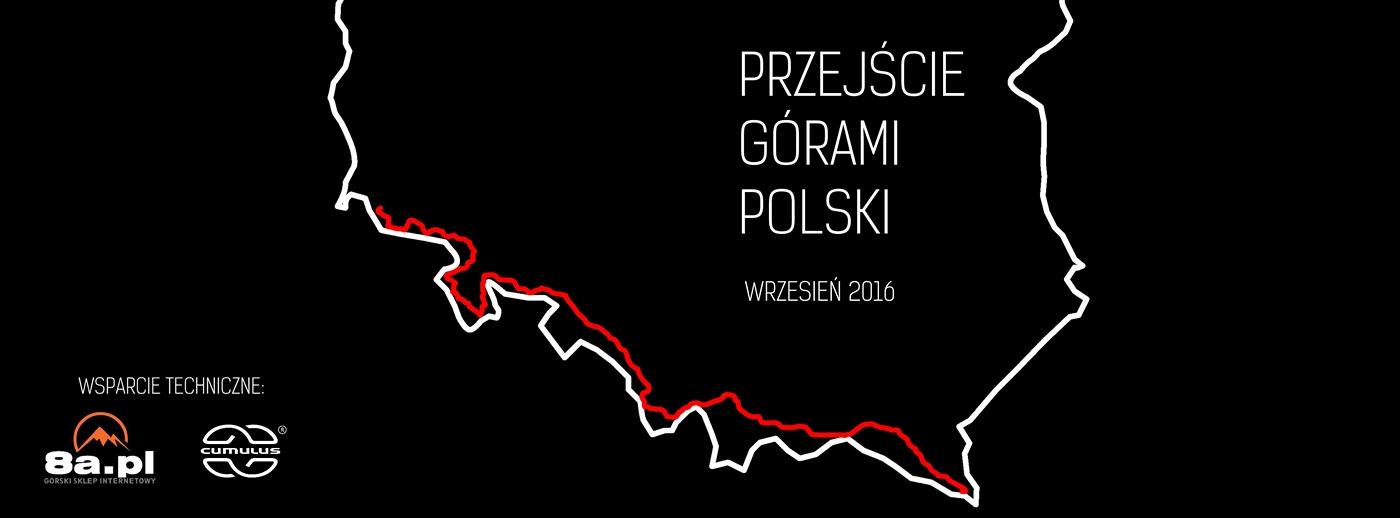przejscie górami polski