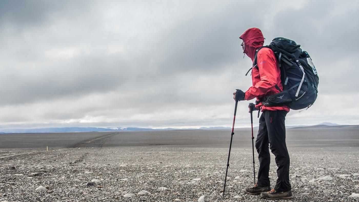 Trawers Islandii cz. 1. Trasa i przygotowania