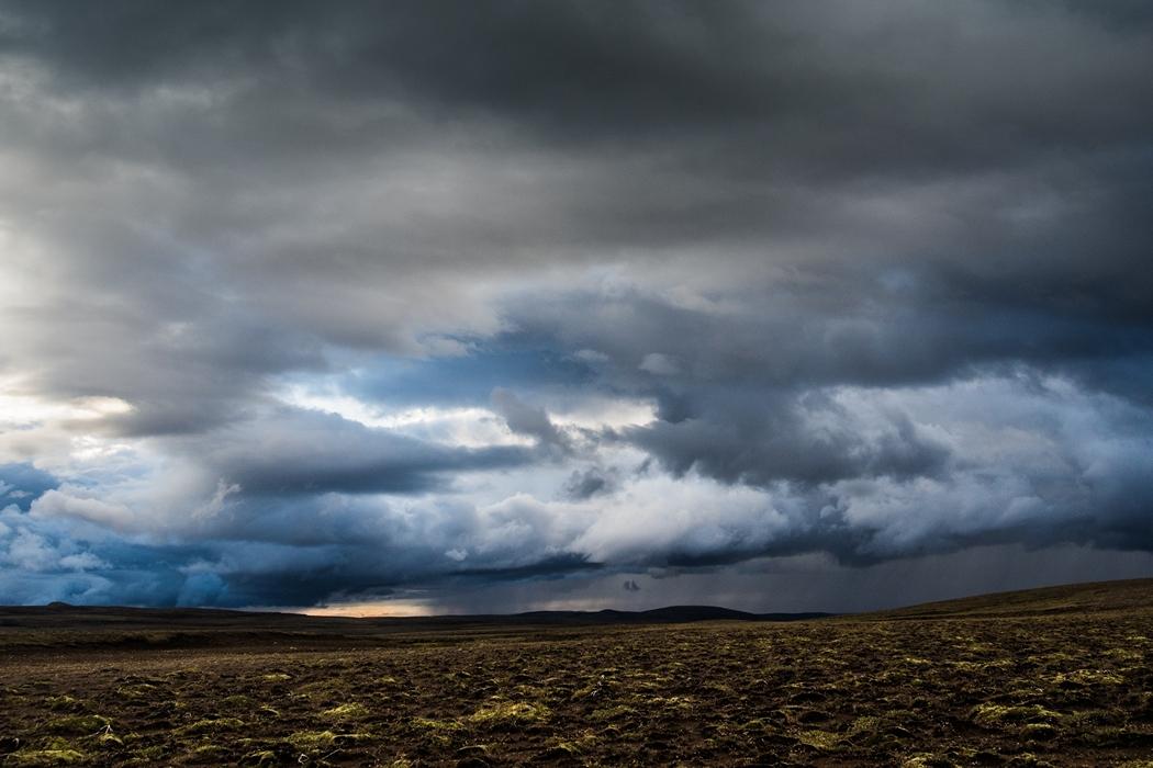 trawers islandii wschod zachod