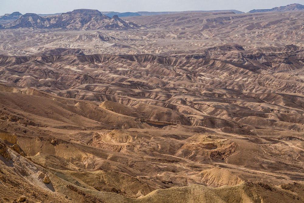 izraelski szlak narodowy szlak abrahama negev