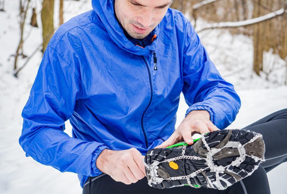 raczki turystyczne bieganie zima nortec