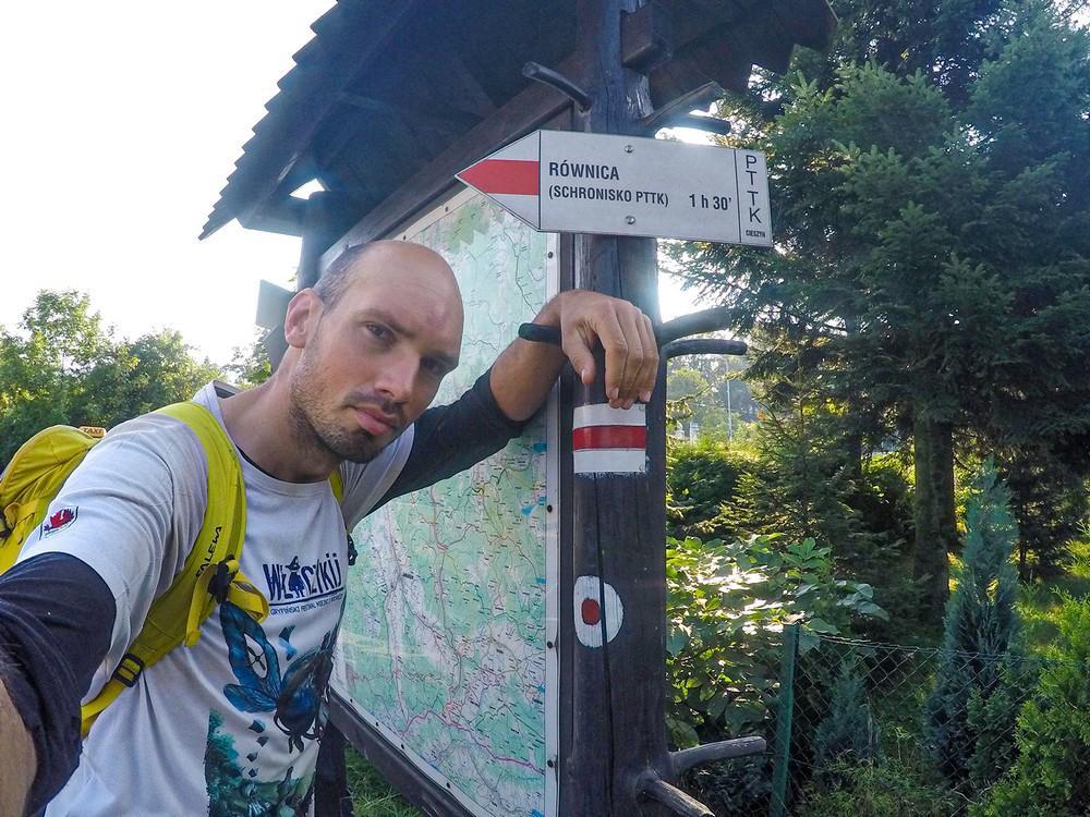 szlaki dlugodystansowe śląsk