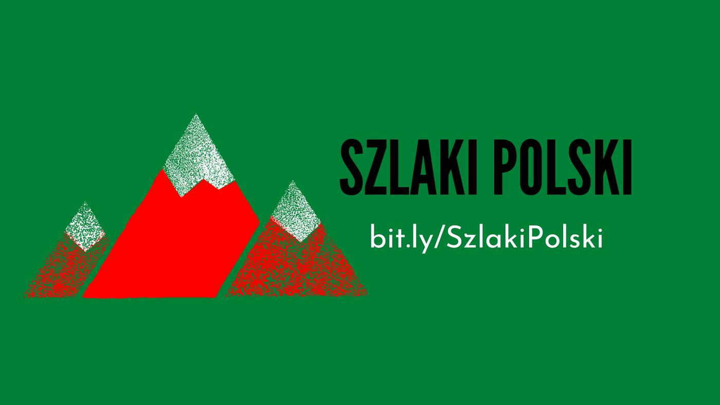 #SzlakiPolski – katalog polskich szlaków długodystansowych