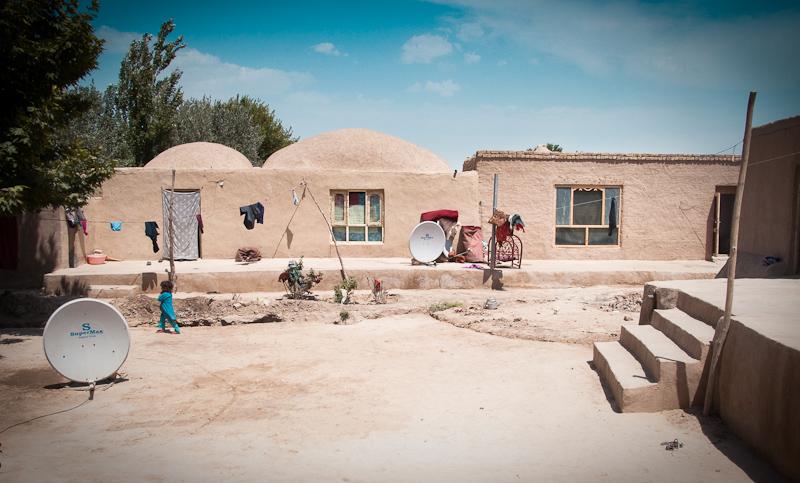 Afghan-village
