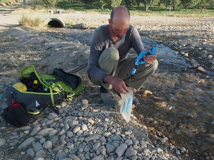 zagros thru-hike water
