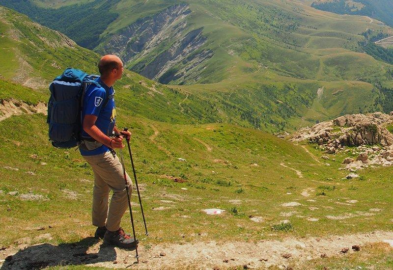 HRP Pyrenees backpack