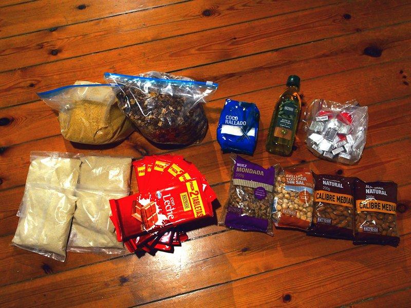 HRP Pyrenees food