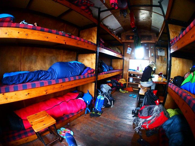 Refugi de Mont Roig, central Pyrenees
