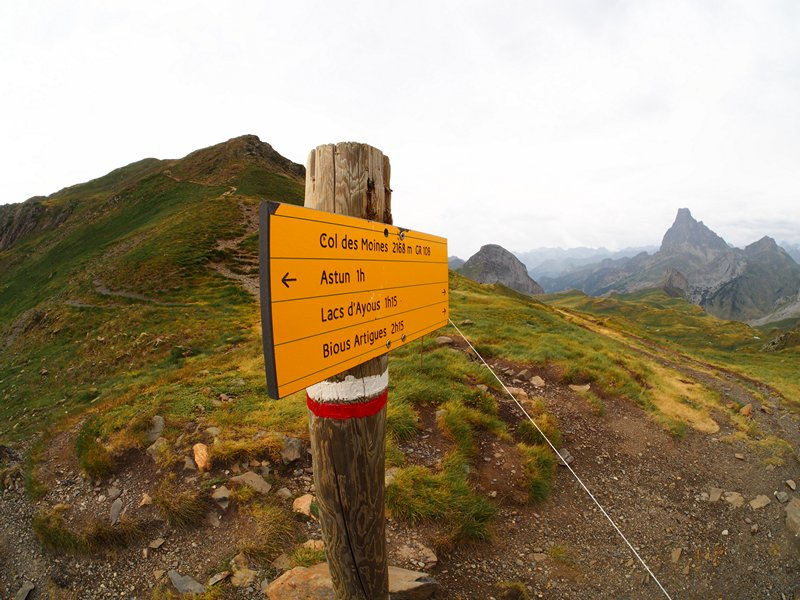 HRP Pyrenees