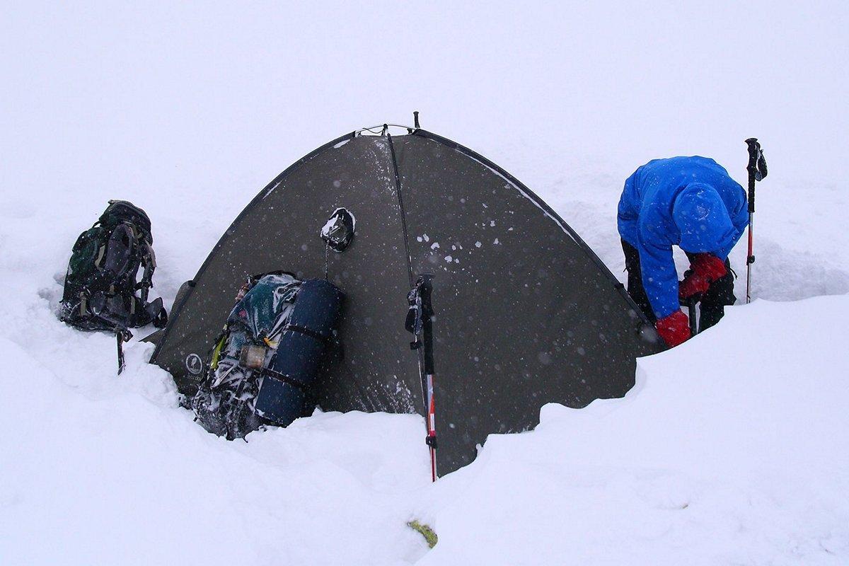 kijki teleskopowe zima