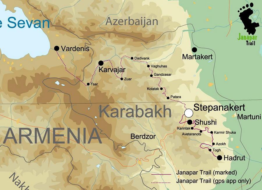 karabach_janapar_mapa