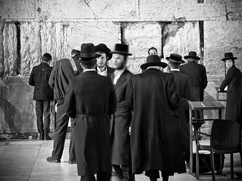 izraelski szlak narodowy ściana płaczu jerozolima