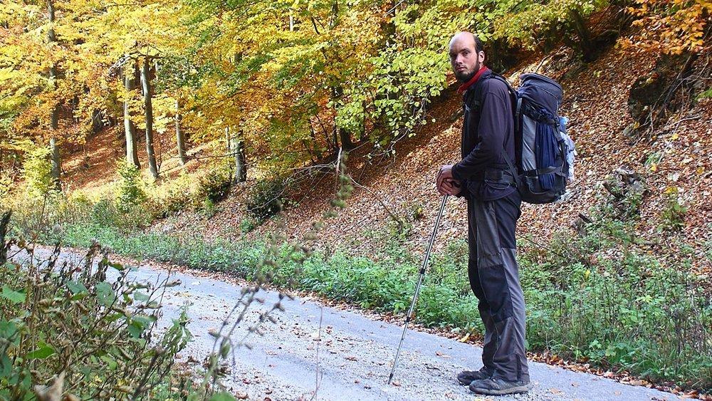 przejście karpat łuk karpat sprzet trasa szlak mapa