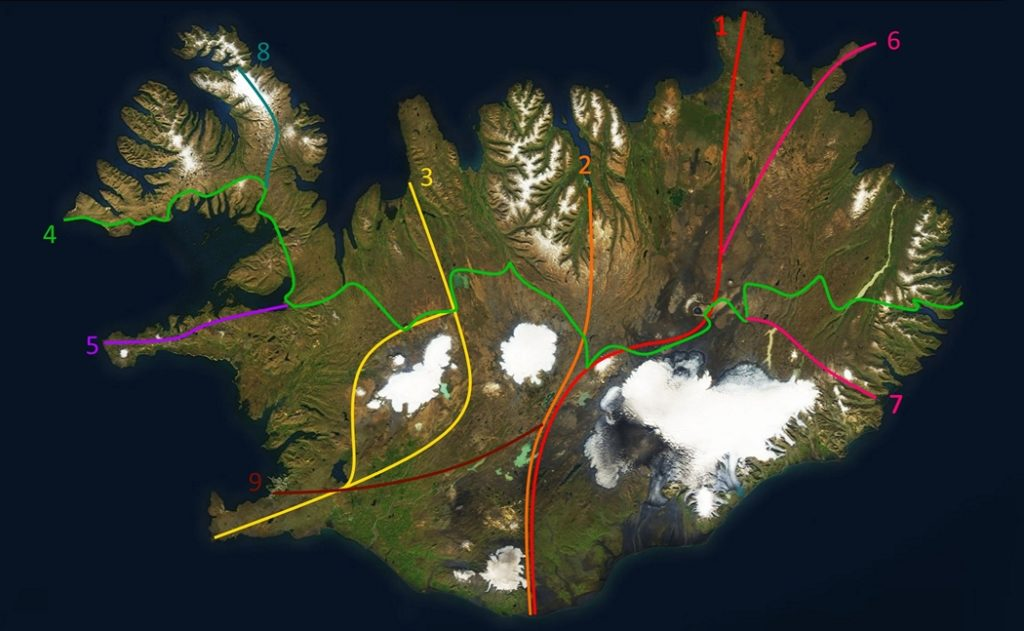 iceland_crossing_traverse_road_map