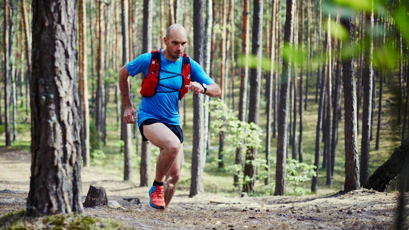 Trening biegowo-górski: sprzęt